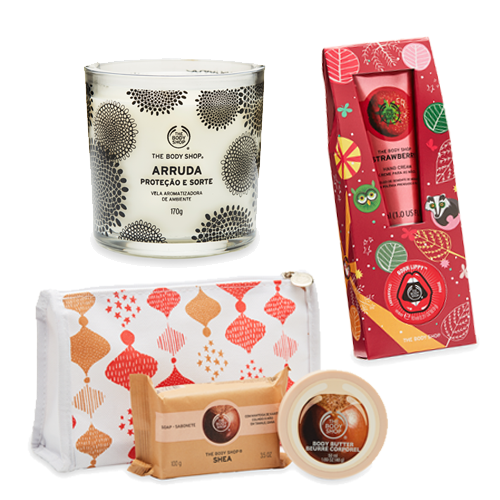 DICA DE PRESENTE DE NATAL – THE BODY SHOP
