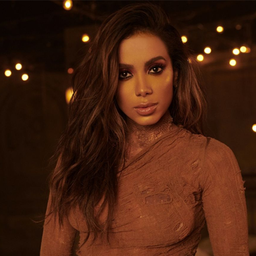 ANITTA É A EMBAIXADORA DA CAMPANHA DO YOUTUBE MUSIC PARA A AMÉRICA LATINA