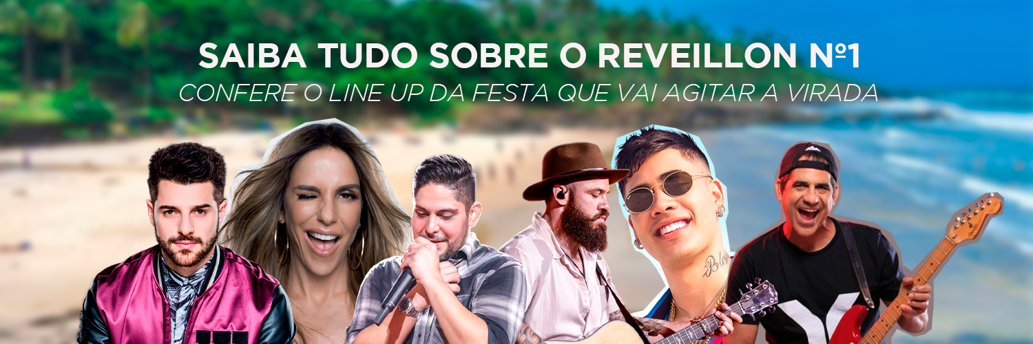 capa do reveillon