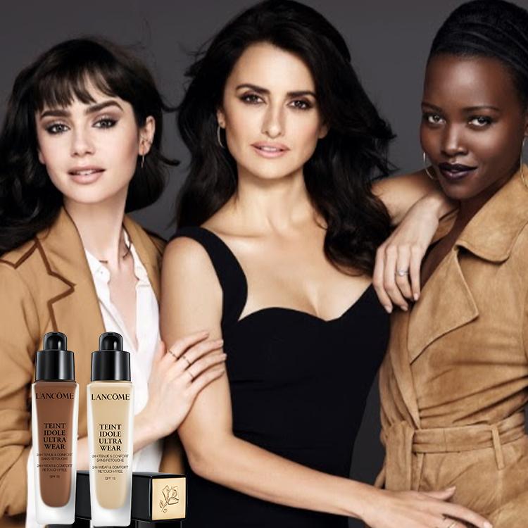 True Colors: Lancôme lança campanha que celebra a diversidade de tons da pele brasileira