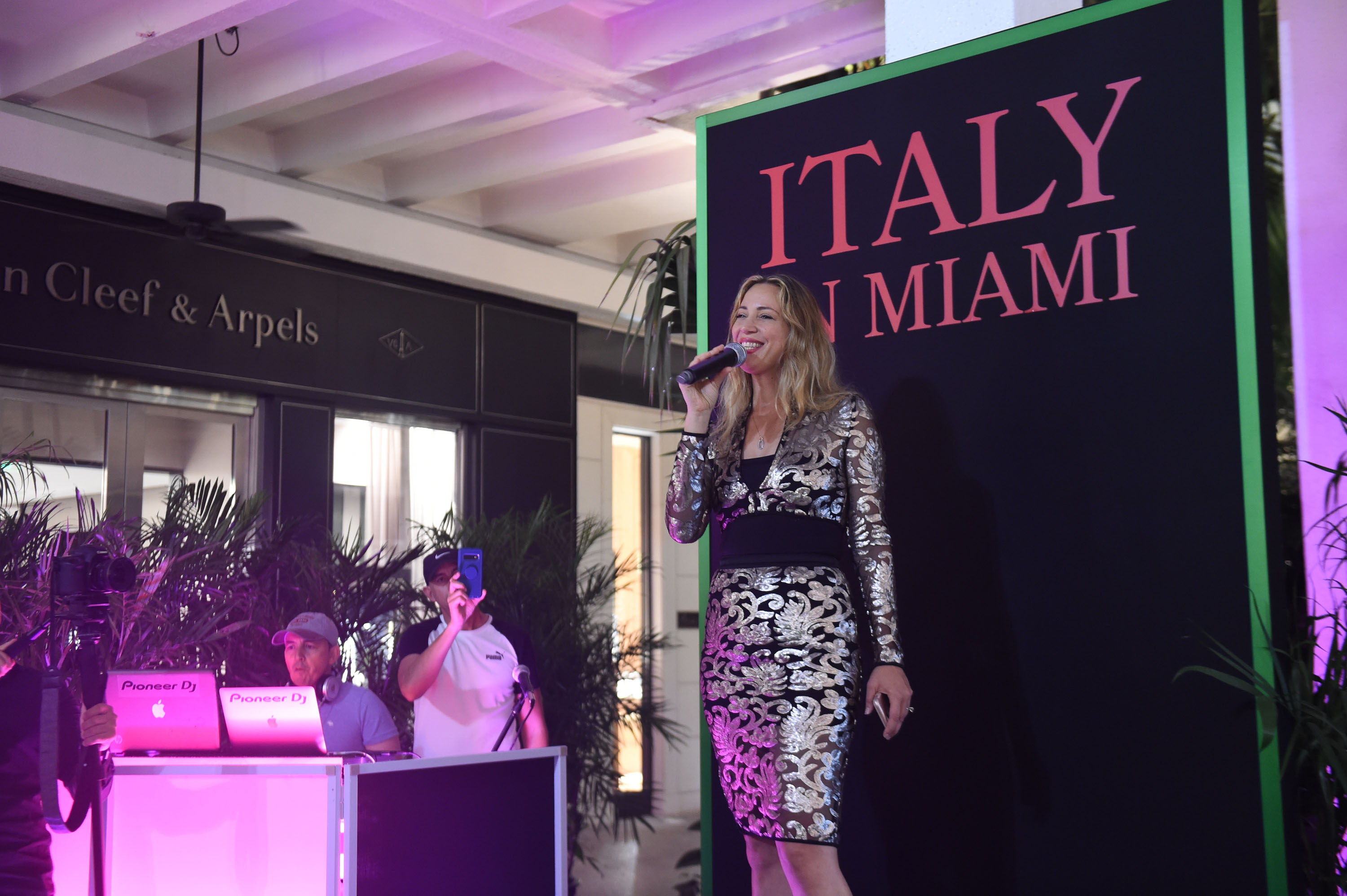 SEGUNDA EDIÇÃO DO 'ITALY IN MIAMI' NO  BAL HARBOUR SHOPS