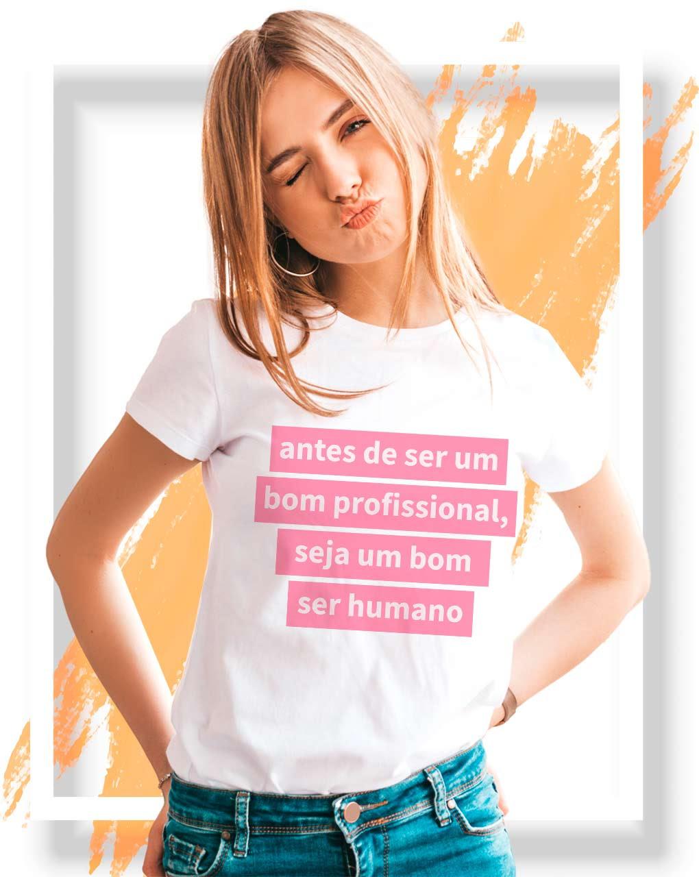 Juliana Ferraz lança coleção de camisetas em parceria com a Tudu