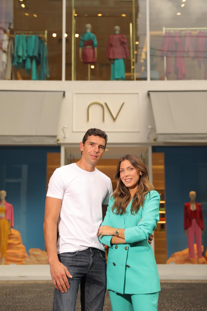 Grupo Soma e Nati Vozza, empresária e fundadora da NV, assinam Memorando de Entendimentos para associação de suas marcas