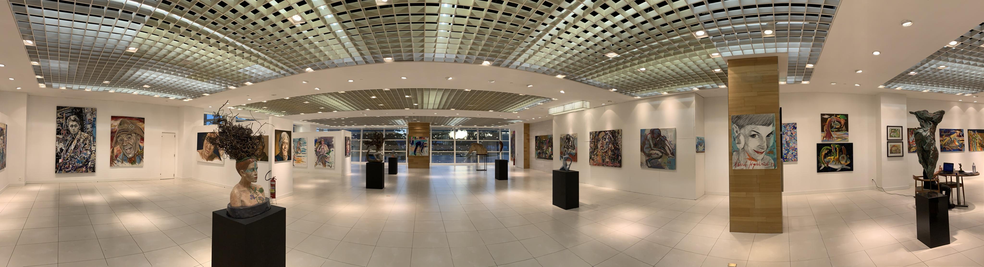 O Espaço Mostra Iguatemi inaugura com a Exposição 'Veredas'