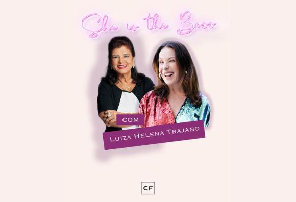 Carolina Ferraz e Luiza Trajano promovem debate sobre o protagonismo da mulher no mercado de trabalho