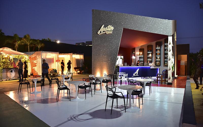 Austin Pub inaugura Bar na Casa Cor 2017