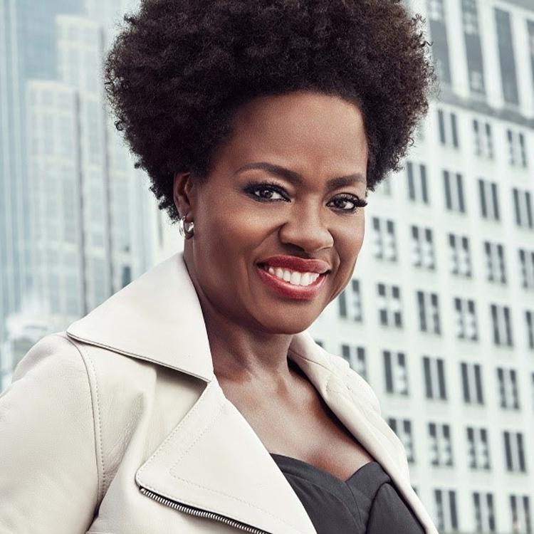 Viola Davis é nova embaixadora de L'Oréal Paris