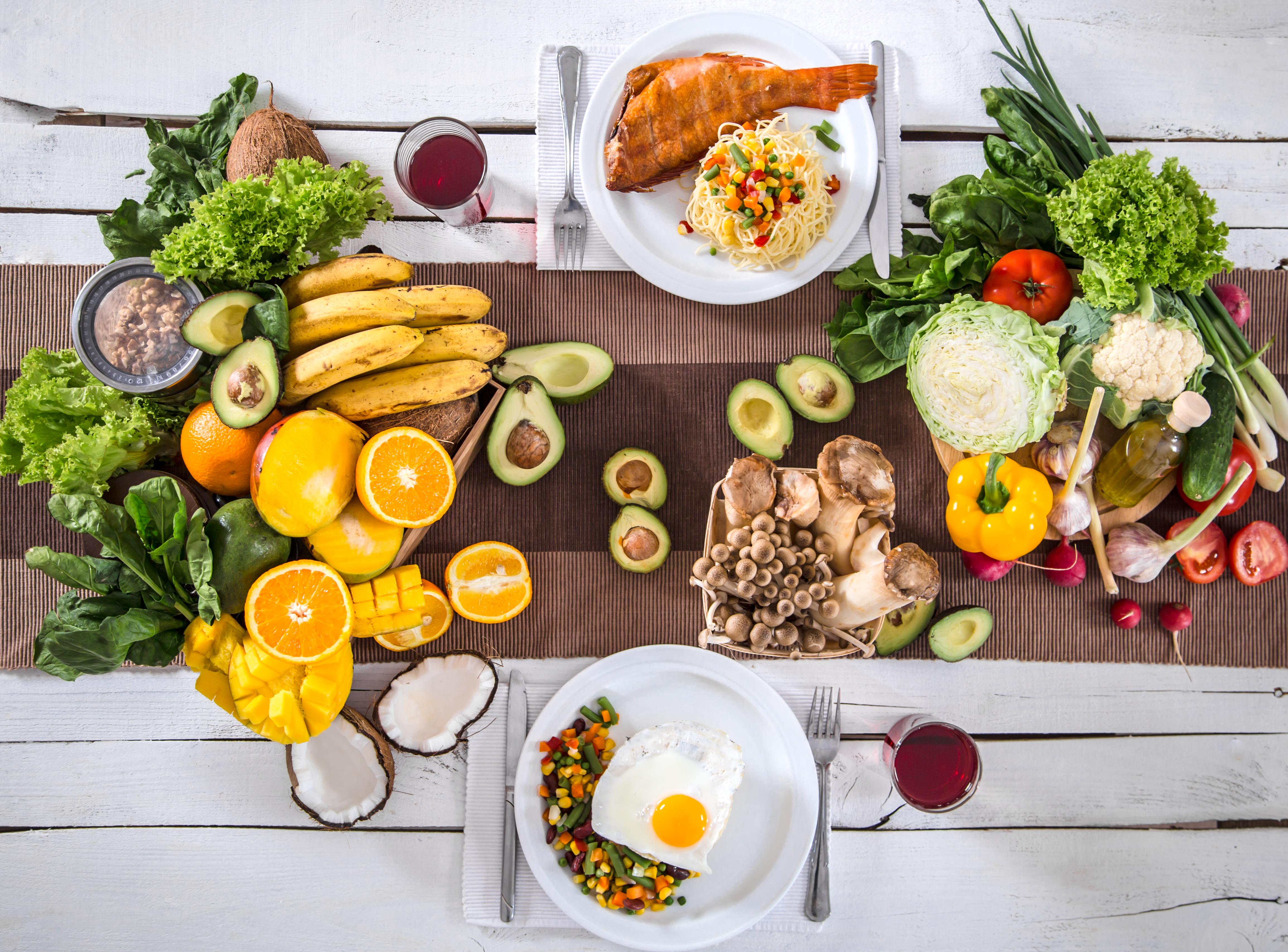 Veja as 3 dicas de como se alimentar de forma saudável!