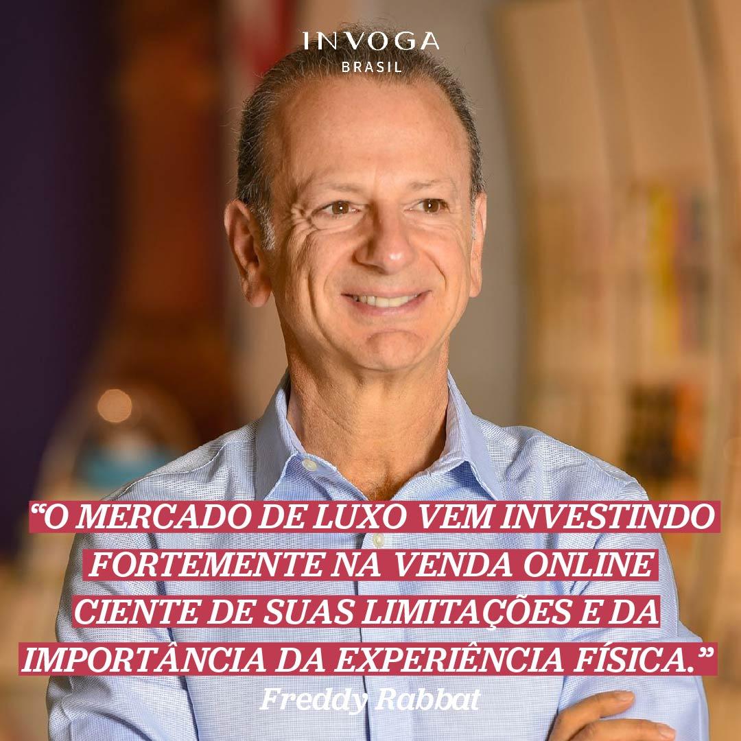 'Minha Carreira': Freddy Rabbat, CEO da TAG Heuer no Brasil