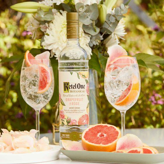 Primavera: Drink à base de Ketel One Botanical é a novidade perfeita para celebrar a estação